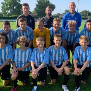 Tour d'horizon du club : les U15 A
