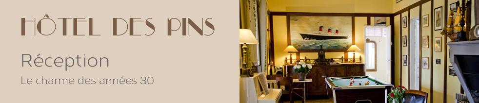 HOTEL DES PINS