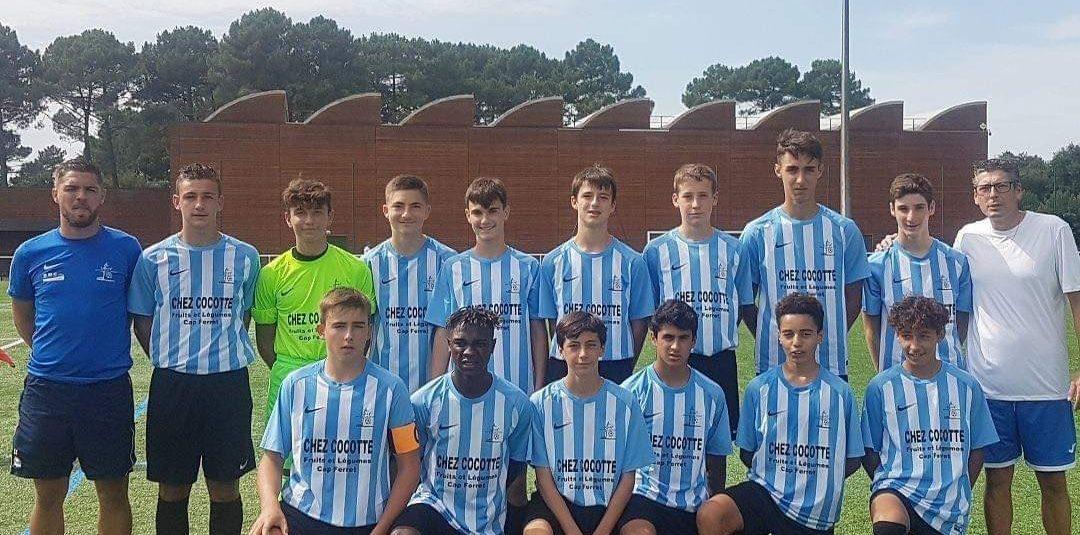 Tour d'horizon de nos équipes : les U16
