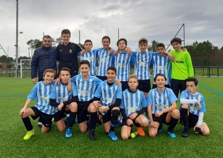 Tour d'horizon du club : les U15 B