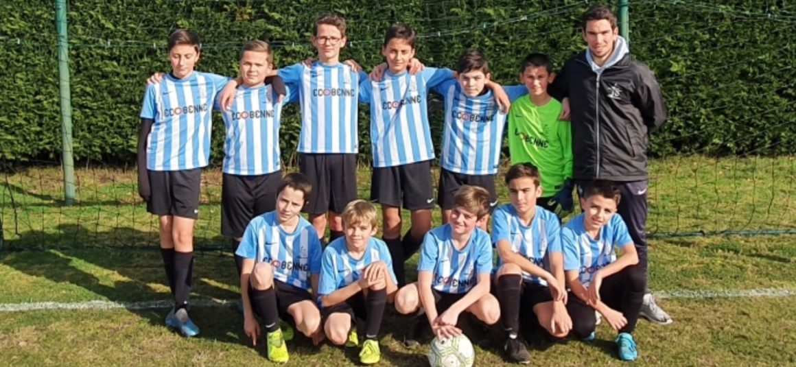 Tour d'horizon du club : les U13 B