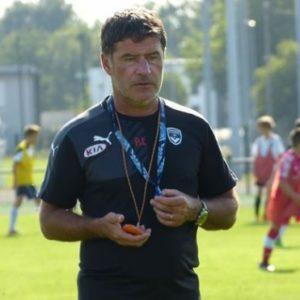 Tour d'horizon du club : Philippe Lucas, à l'école de football
