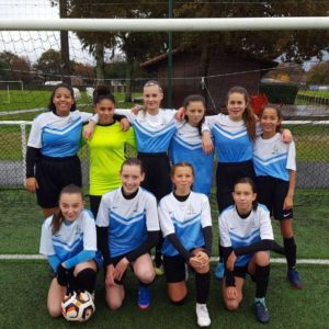 Tour d'horizon du club : les U17F B